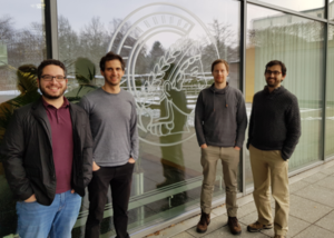 Four Postdoc researchers join the Physical Intelligence Department thanks to a Humboldt Postdoctoral Research Fellowship