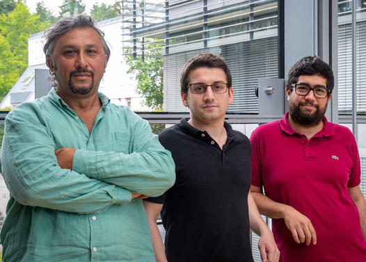 Thumb ticker from left to right metin sitti  yunus alapan and berk yigit
