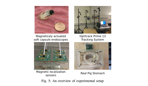 Endo-VMFuseNet: Deep Visual-Magnetic Sensor Fusion Approach for Uncalibrated, Unsynchronized and Asymmetric Endoscopic Capsule Robot Localization Data
