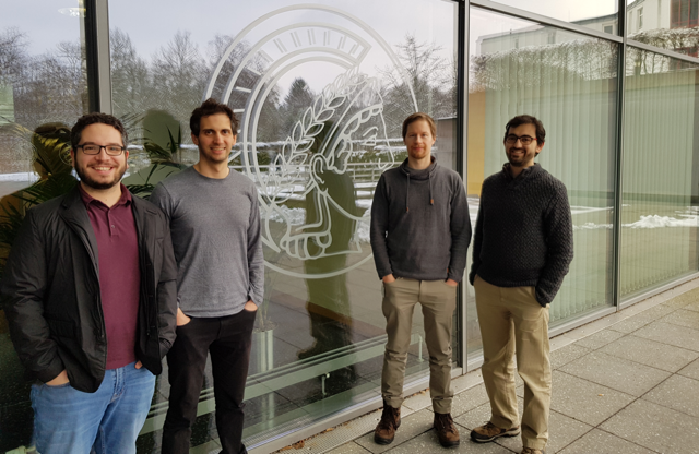 Four Postdoc researchers join the Physical Intelligence